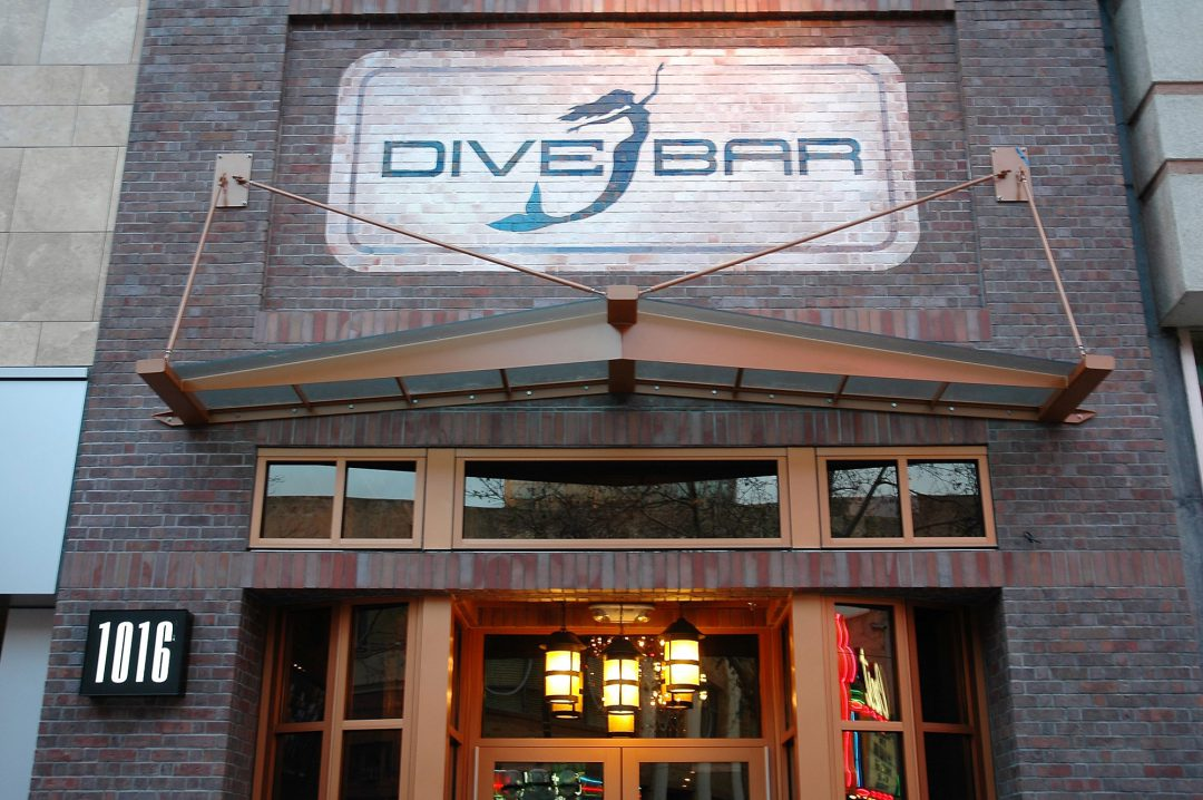 Dive Bar: Canopies & Awnings