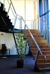 Emerytech Stair: Railings & Gates