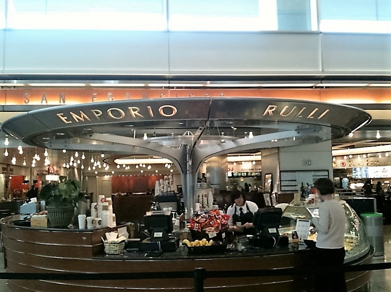 Emporio Rulli Gran Caffe: Canopies & Awnings