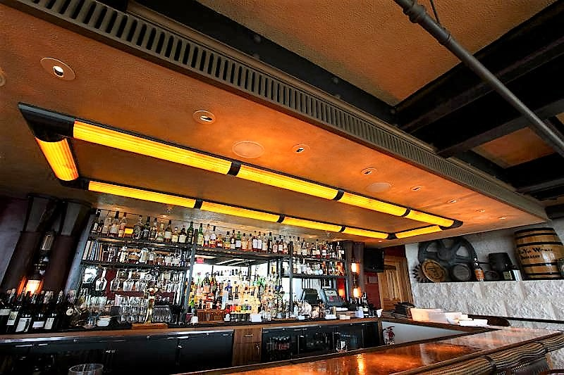 Epic Steak: Light Fixtures