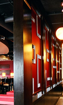 Sino Restaurant + Lounge: Restaurants Misc