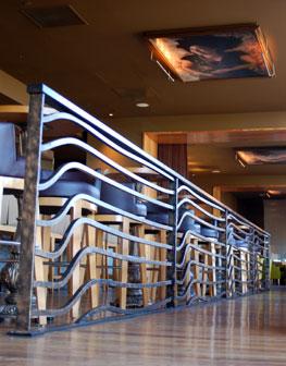 Hotel Vitale: Railings & Gates