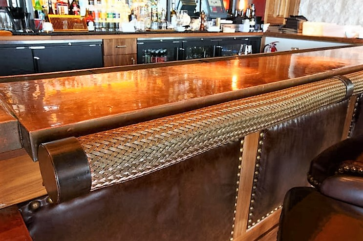 Waterbar: Bar Tops