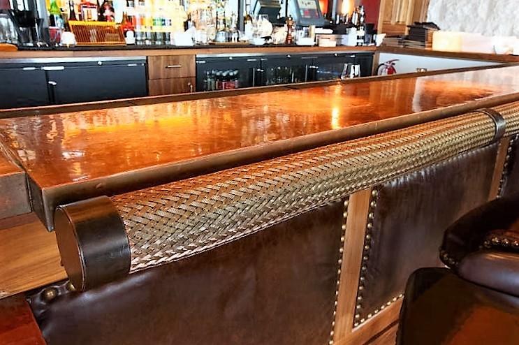 Waterbar: Bar Tops