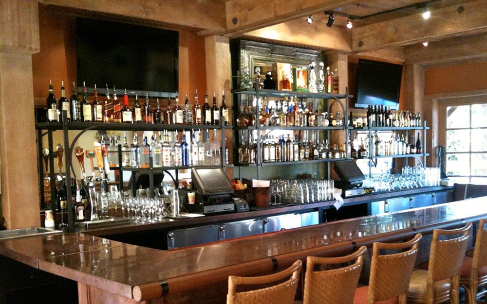 Cantina: Bar Tops