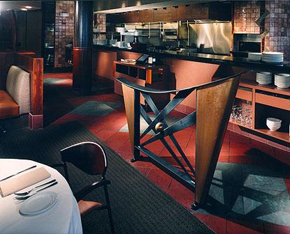 California Cafe: Railings & Gates
