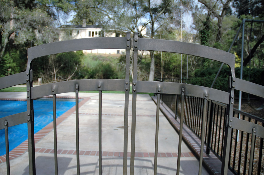 Residence: Railings & Gates