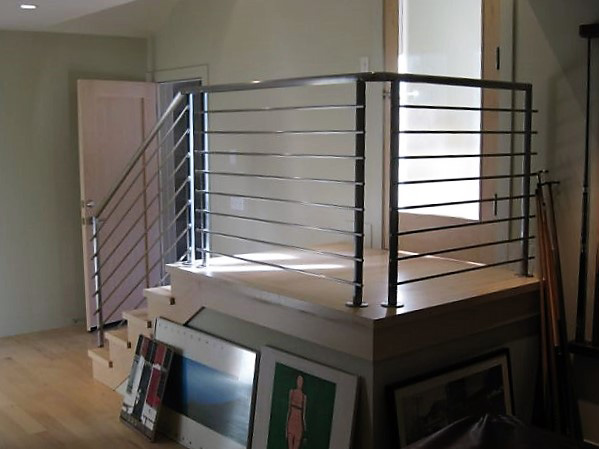 Residence: Railings & Gates