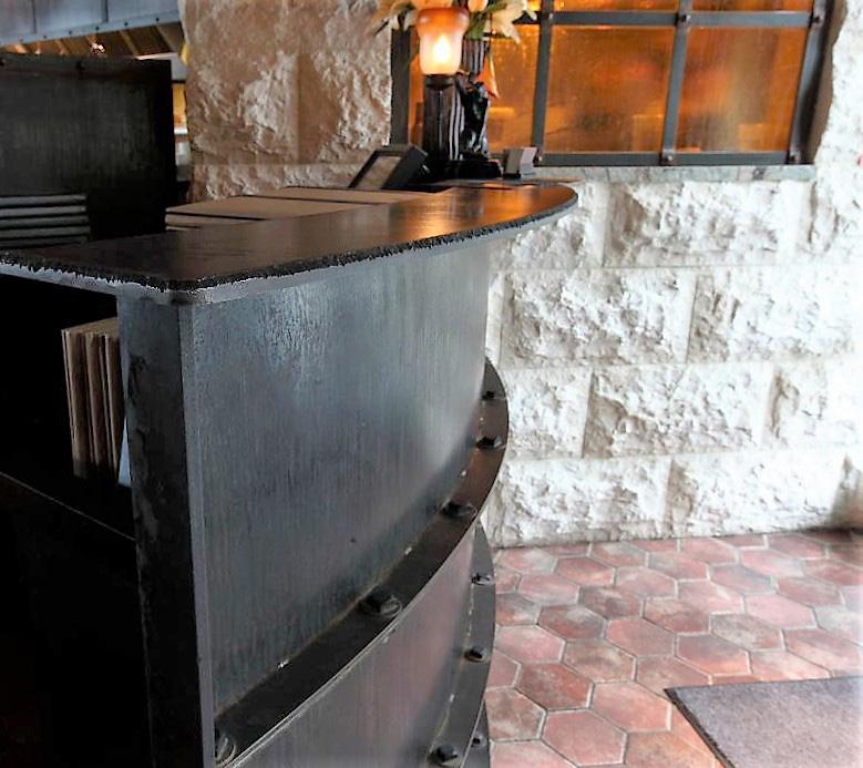 Waterbar: Restaurants Misc