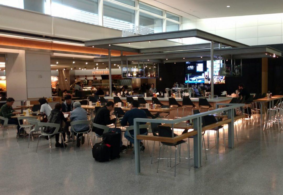tapas san francisco airport: restaurants